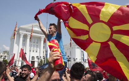 Македония избира парламент на 11 декември