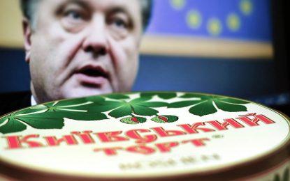 Още по-богат след година като президент на Украйна
