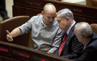 Нетаняху оглави крехка коалиция с твърд курс