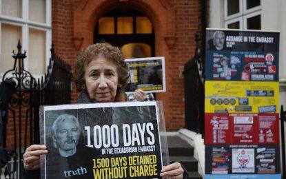 Швеция отказва да отмени ареста на Асанж