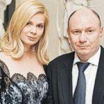 Владимир Потанин и новата му жена Екатерина