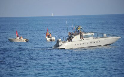 ЕС започва разузнавателна мисия в Средиземно море