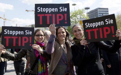 3.2 милиона души се подписаха срещу ТТИП