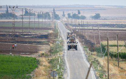 Турски граничари убиха осем бежанци от Сирия