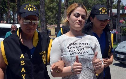 Туркиня уби мъжа си и стана героиня