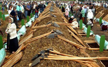 Русия наложи вето на геноцида в Сребреница