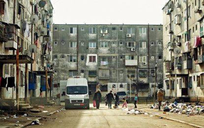 Кафевата смърт на ромите в Букурещ