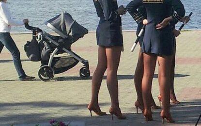 МВР се зае с аутфита и забрани късите поли