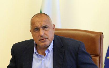 Борисов се оплака от медийни бухалки