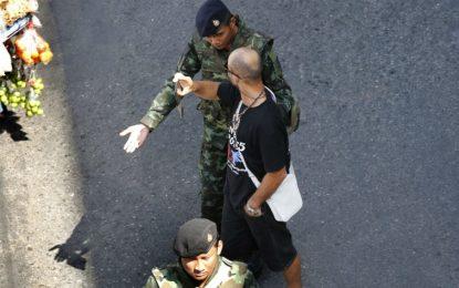 Бомбаджията в Банкок – от Европа или Близкия изток