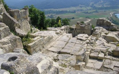 Археолози разкриха епископски гроб в Перперикон