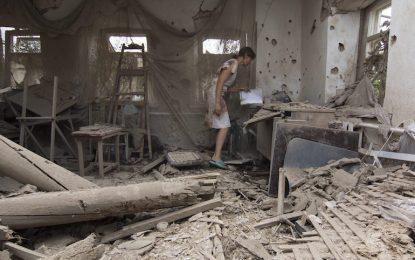 """Нови жертви на """"мира"""" в Източна Украйна"""