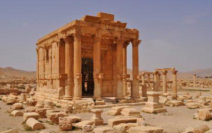 3D принтирането може да върне блясъка на Палмира