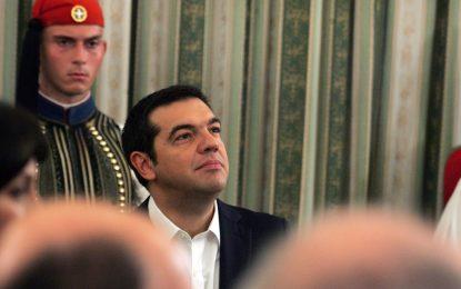 Ципрас: Гърция си връща суверенитета след 2018