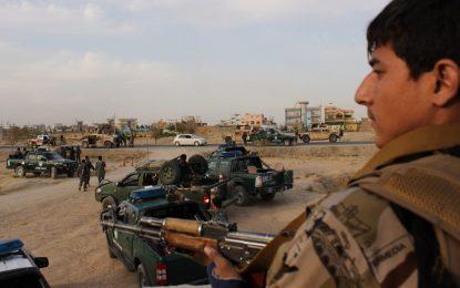 САЩ помагат на афганистанската армия да си върне Кундуз