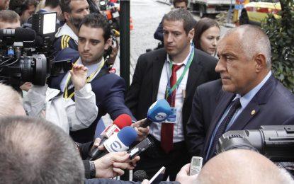В Брюксел Борисов представлявал и Турция