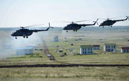 """Сърбия, Русия и Беларус започнаха военно учение """"Славянско братство"""""""