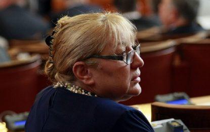 Магдалена Ташева, Елена Йончева и още 400 със забрана да влизат в Украйна