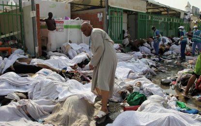 Саудитска Арабия с нови правила за хаджа след 717-те жертви