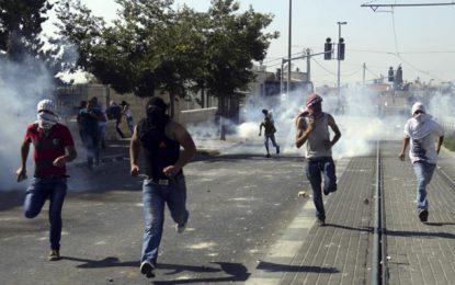 Совалки в Близкия изток заради опасността от нова интифада