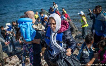 """Първата """"гореща точка"""" отвори в Гърция – на остров Лесбос"""