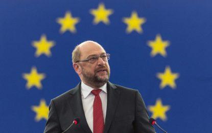 Мартин Шулц напуска Европарламента