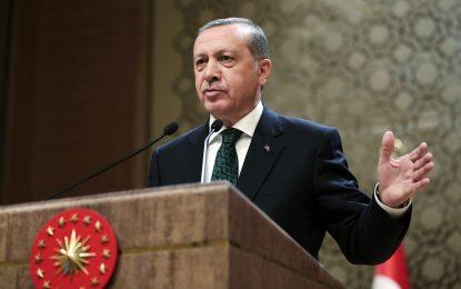 Ердоган пак плаши Гърция с имперски намеци