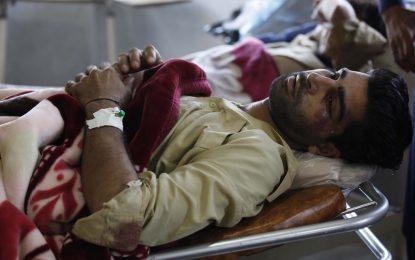 Жертвите на труса в Афганистан и Пакистан са над 300