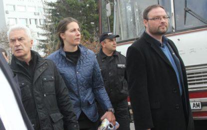 Сидеров дръпна реч – и влезе в ареста