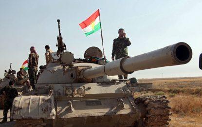 """Кюрдите освободиха Синджар от """"Ислямска държава"""""""