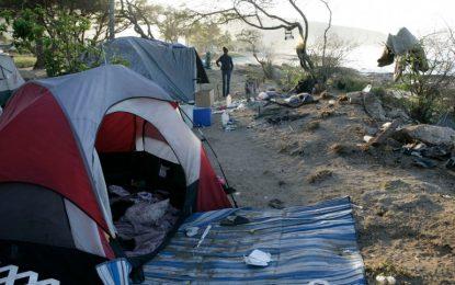 "Все повече бездомници в ""рая"""