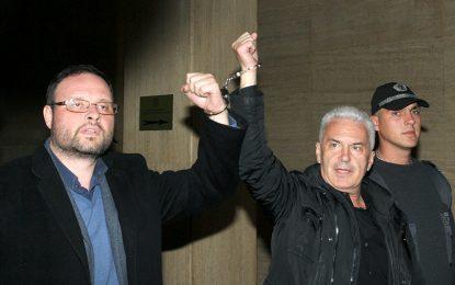 Сидеров и Чуколов на свобода срещу 6000 лева