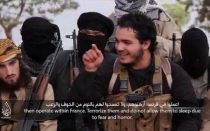 """""""Ислямска държава"""" заплаши Франция с още терор (видео)"""