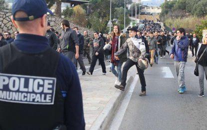 Френската полиция разследва погрома в Корсика