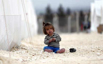 Богатите държави са настанили под 2% от сирийските бежанци