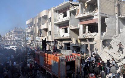Евакуират бунтовници срещу Асад за лечение в Турция