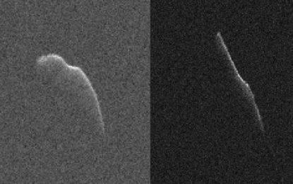 Астероид минава край Земята за Бъдни вечер