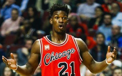"""Избрано от НБА: Бътлър попиля """"Раптърс"""" с 40 точки за полувреме"""