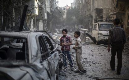 Русия уби надеждата за Алепо в ООН