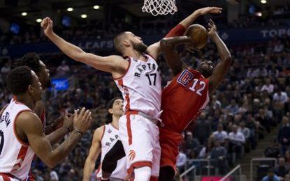 """Избрано от НБА: """"Раптърс"""" взеха 8-а поредна победа срещу """"Клипърс"""""""