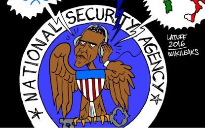 WikiLeaks разкри, че САЩ са подслушвали Бан Ки-мун и Меркел