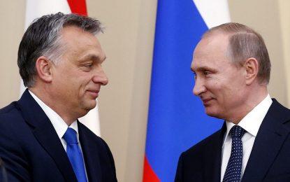 Путин и Орбан се разбраха за АЕЦ в Унгария