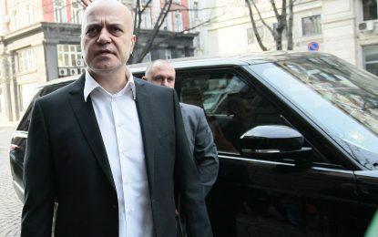 """Слави и Цацаров били """"на едно мнение"""""""