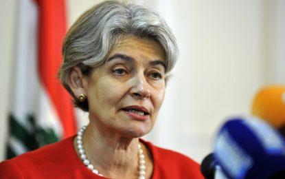 До ООН валят писма – и контраписма, за Ирина Бокова