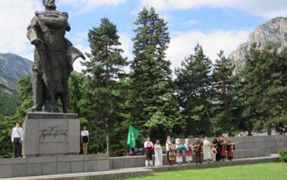 Конго почита Ботев