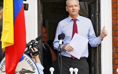 ООН призова Асанж да бъде освободен и обезщетен