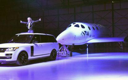 Брансън и Virgin Galactic се целят далеч отвъд космическия туризъм