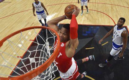 Избрано от НБА: Уестбрук блесна в последния Мач на звездите за Коби