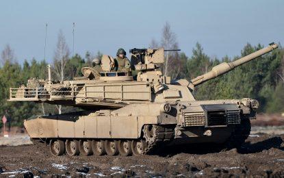 САЩ ще пазят Европа от руска агресия с нова бронирана бригада