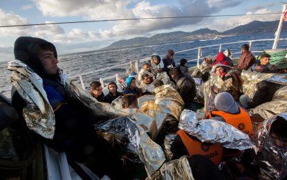 Десетки мигранти изчезнаха край бреговете на Либия